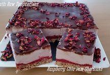 Raw/Vegan-cakes