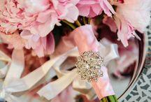wedding bouquet / bride bouquet