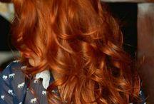 Pelo rojo