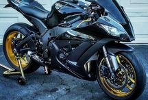 Custom sport bikes