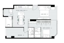 floorplan - MIESZKANIA