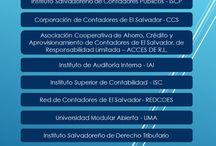 Contabilidad El Salvador / Imágenes Acontecer contable