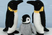 Penguins / by Megan Hubany