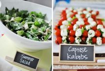 recipes & party food / by Sherri Cox