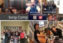 Song Camp #BMI #Peermusic / #WriteOn semana dedicada a la música! Escribiendo con grandes y talentosos compositores!
