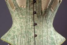corsets 1870-1900