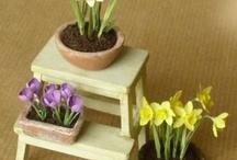 Miniature Tutorials - Flowers & Plants / by Lerryn Meza