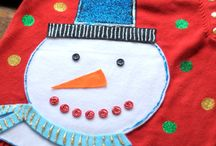 Christmas sweaters / by Alicia Menchaca Marron