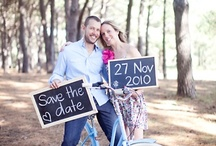 """Save The Date / Creative & unique """"Save the Date"""" ideas."""