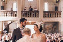 Casamento na Igreja ♥ / O tradicional e o clássico nunca saem de moda! Casar na Igreja é uma escolha lindíssima e repleta de significados.#casamentonaigreja #igreja #casamento #churchwedding