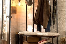 entryway / by Janelle Grass