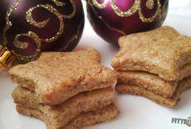 Karácsonyi receptek / Karácsonyi receptek fehérliszt és cukor nélkül, kalória és szénhidrát értékekkel ;)