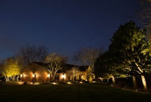 Outdoor Lighting - Our Landscapes / Outdoor lighting helps bring out your landscape's beauty so you can enjoy it into the evening. Take a look at some of our favorite projects