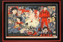 Framed Posters, Illustrations, & Prints