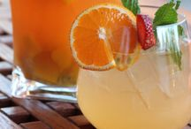 Thirsty? / Entertain the right way with these thirst quenching drinks.