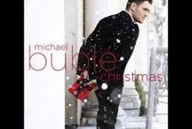 Holiday Tunes / Music to listen to during the holiday season - check these out at the library!