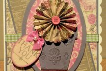Dovecraft Projects / Craft projects made using Dovecraft papers and embellishments.