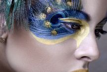 Body painting / Body painting