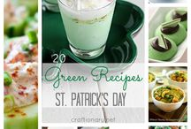 St. Patrick's Day! /  St. Patrick's Day / by Carlisa Smith