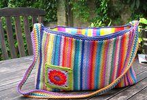 Crochet . bags