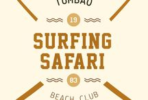 SURFING SAFARI / Tumbao / Beach & Party Bar