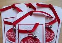 Christmas Cards by Stampin' Up / Stumpin' Up Christmas Cards are just what you need when you want to send a thoughtful card to those you love.