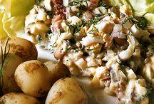 Swedish Xmas food