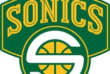 Seattle Supersonics Players