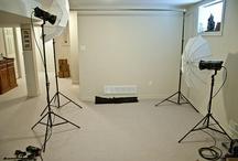 Basement Studio Inspiration