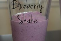Food:  Smoothies