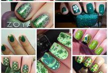 Nail Art / how to make nail polish at home
