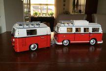 LEGO bus