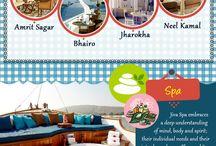 Heritage Hotels in Udaipur / Get information about all the most popular heritage hotels in Udaipur.