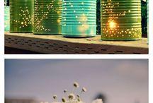 Valot ja lyhdyt