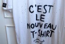 C'est le nouveau t-shirt / Light