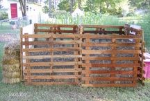 Composting / I love composting just as much as I love gardening.  You can turn yard waste and kitchen scrapes into rich organic fertilizer for your vegetable garden or flower garden.