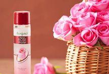 Rose Water Benefits