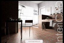 Salles de Bain 3D / Série de projets 3D de Salle de Bain réalisés avec InteriCAD Lite. Logiciel 3D: www.logicieldeco.fr