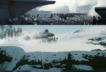 THE FORCE AWAKENS concept art
