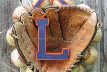 Baseball/softball / by Holley Elam