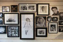 Bildevegg Elite Foto / Fotointeriør, rammer og andre kreative måter å dekorere veggene på med produkter du få kjøpt hos oss.