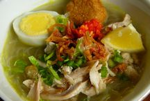 AMAZING EXOTIC FOOD ! Soto Indonesia / This is about a particularly delicious food from Indonesia, known as SOTO. Fill your stomach with it!