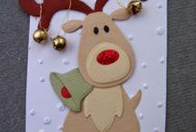 marianne design reindeer