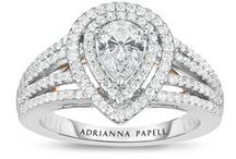 Engagement Rings by Adrianna Papell
