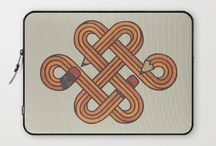 Tech Accessories / Tech Accessories: Laptop sleeves, iPad Cases & Skins, Laptop Cases & Skins