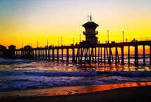 Sweet Home Huntington Beach, California / Will always be home to me / by Cherrie Alfonso