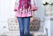 Batik blazer