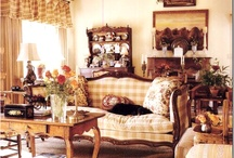 French decor / French ideas