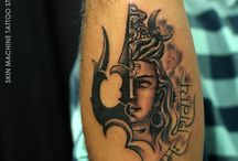 God Shiva Tattoos