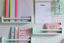 Your organised self / Tips, tricks, printables and creative ways to get yourself in order, and get on top of things :D